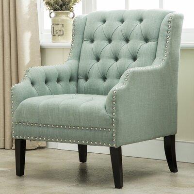 Best Quality Furniture Denim Fabric Armchair