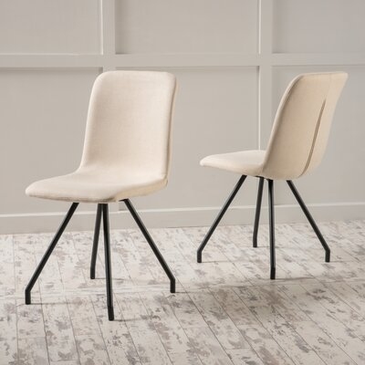 Home Loft Concepts Cole Side Chair (Set of 2)