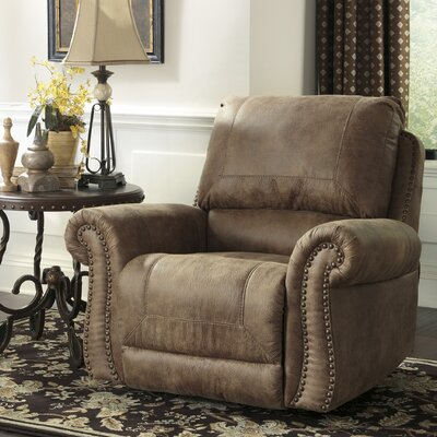 Signature Design by Ashley Bessemer Rocker Recliner
