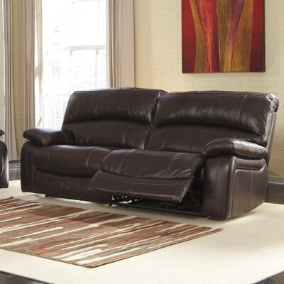 Signature Design by Ashley Dormont Double Seat Power Reclining Sofa