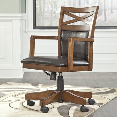 Signature Design by Ashley Marlette Mid-Back Office Chair