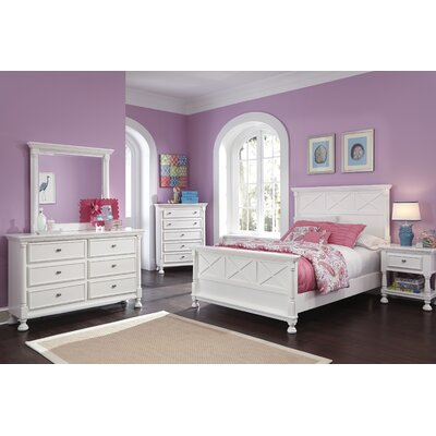 Darby Home Co Jeffersonville Panel Customizable Bedroom Set