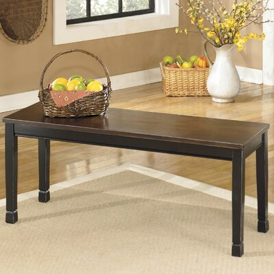 Andover Mills Velma Kitchen Bench