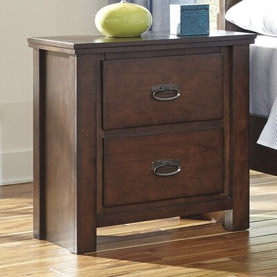 Signature Design by Ashley 2 Drawer Nightstand