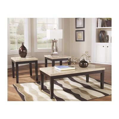 Signature Design by Ashley VanHausen 3 Piece Coffee Table Set