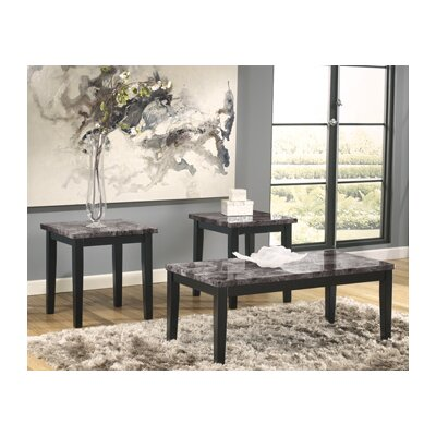 Signature Design by Ashley June 3 Piece Coffee Table Set Image