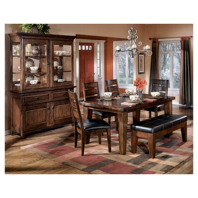 Red Barrel Studio Kibbe 6 Piece Dining Set