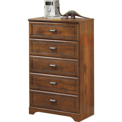 Signature Design by Ashley Barchan 5 Drawer Chest