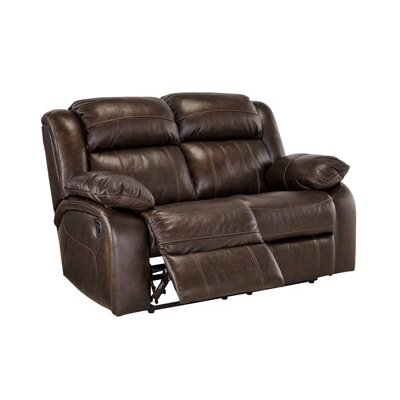 Signature Design by Ashley Branton Reclining Loveseat