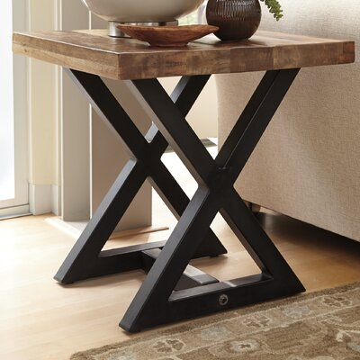 Signature Design by Ashley Wesling End Table