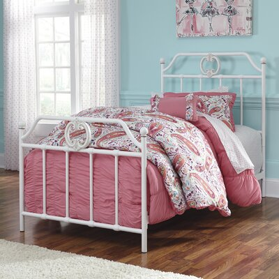 Signature Design by Ashley Korabella Panel Bed