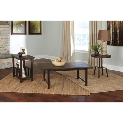 Mercury Row Agamemnon Coffee Table Set
