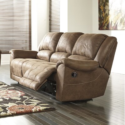 Signature Design by Ashley Niarobi Reclining Sofa