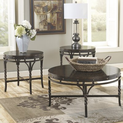 Signature Design by Ashley Bryda 3 Piece Coffee Table Set