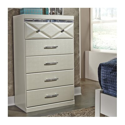 Signature Design by Ashley 5 Drawer Chest