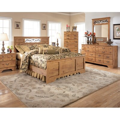 Signature Design by Ashley Atlee Panel Customizable Bedroom Set