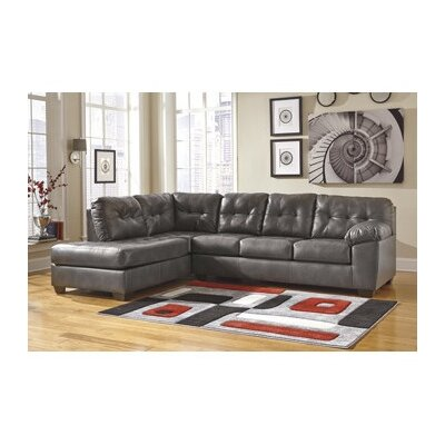 Signature Design by Ashley Left Facing Sectional
