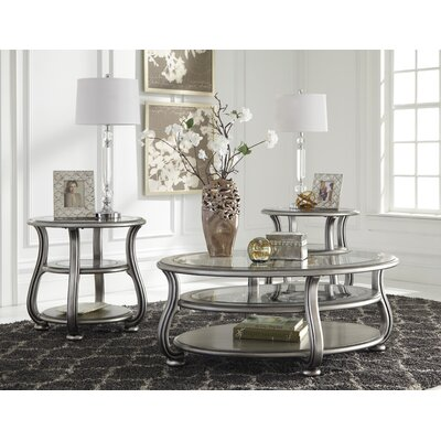 House of Hampton Gasser Coffee Table Set