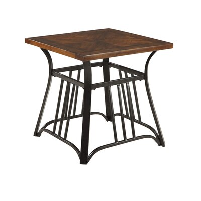 Latitude Run Wonard End Table