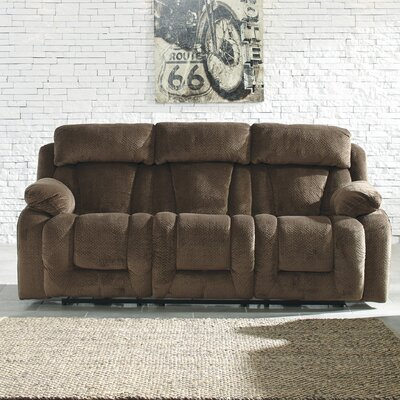 Signature Design by Ashley Reclining Sofa