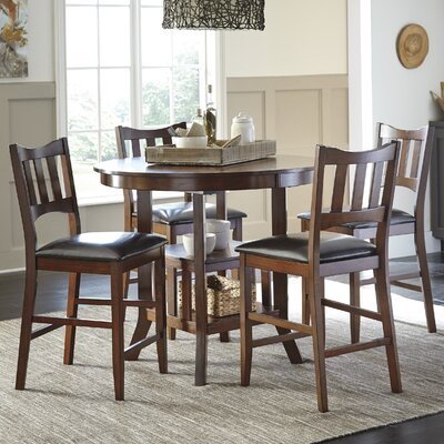 Signature Design by Ashley Counter Height Extendable Dining Table