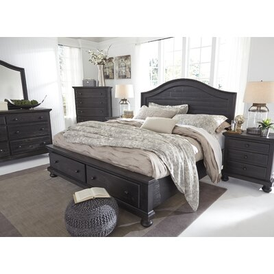 Laurel Foundry Modern Farmhouse Dorset Panel Customizable Bedroom Set