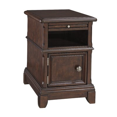 Darby Home Co Aloysius Chair Side End Table