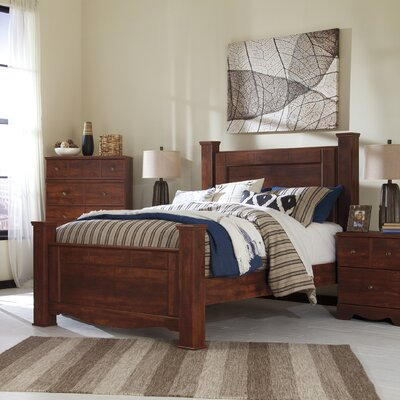 Signature Design by Ashley Brittberg Storage Panel Bed