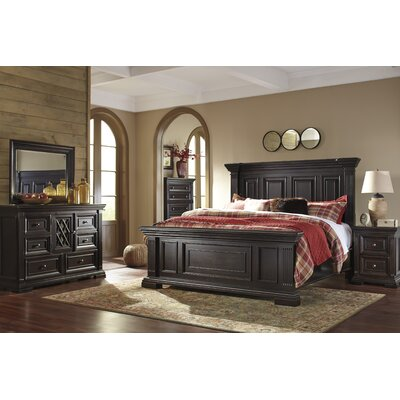 Darby Home Co Althea Panel Customizable Bedroom Set