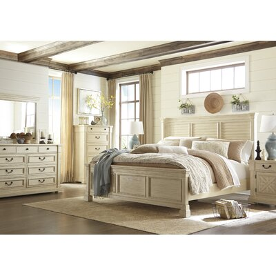 One Allium Way Sofie Panel Customizable Bedroom Set