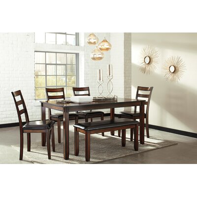 Signature Design by Ashley Coviar 6 Piece Dining..