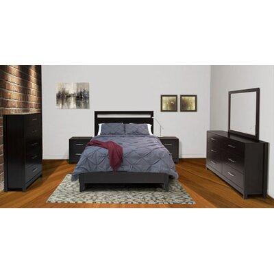 Wade Logan Samson Panel Customizable Bedroom Set