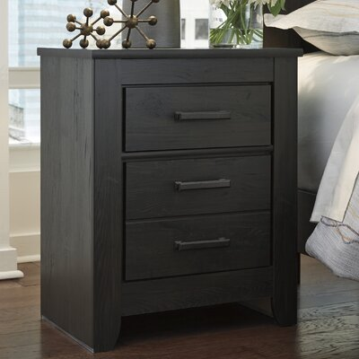 Wade Logan Talon 2 Drawer Nightstand