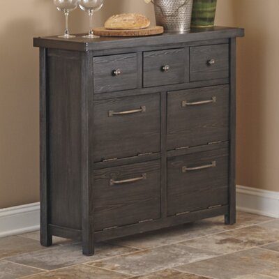 Signature Design by Ashley Lamoille Dining Room Server