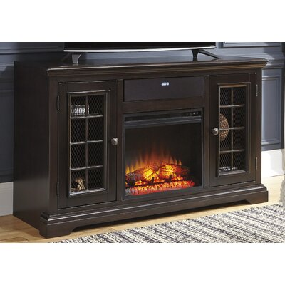 Darby Home Co Althea TV Stand with Electric Fireplace