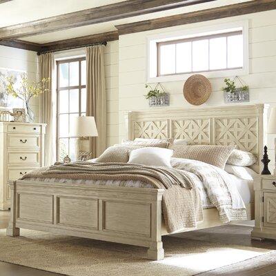 One Allium Way Sofie Panel Bed