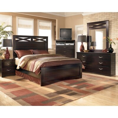 Signature Design by Ashley Byers Panel Customizable Bedroom Set
