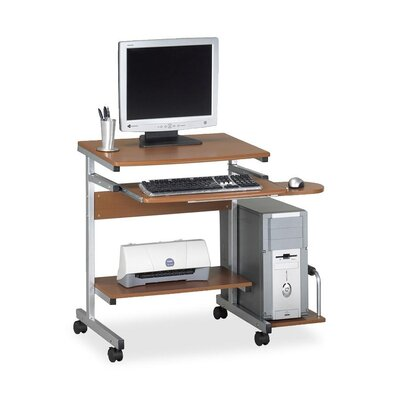 Mayline Group Computer Desk Cart with 5 C..