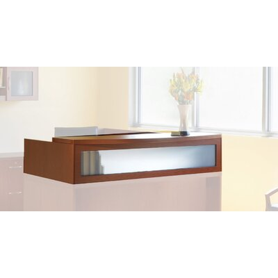 Mayline Aberdeen Series 15 63 Quot H X 72 Quot W Reception Desk