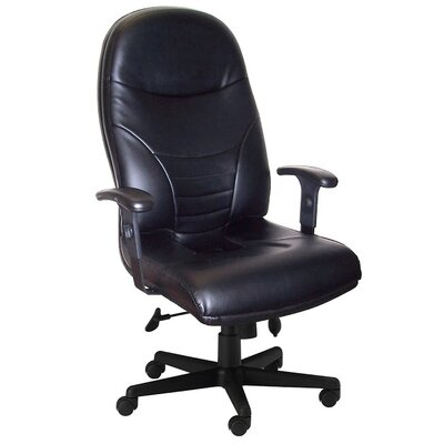 Mayline Group High-Back Leather Executive..