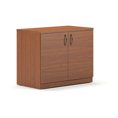 Mayline Group Brighton Series 2 Door Storage Cabinet