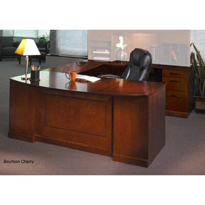 Mayline Group Sorrento Series U-Shape Executive Desk