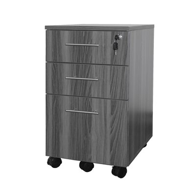 Mayline Group Medina Series 3 Drawer Pede..