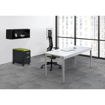 Mayline Group e5 Quickship Typical 1 Desk