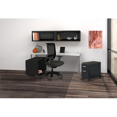 Mayline Group e5 Quickship Typical 12 Desk
