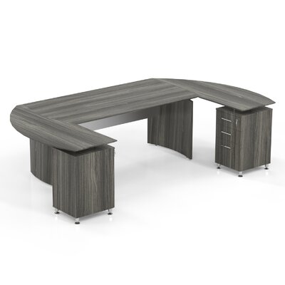 Mayline Group Medina Series Desk Office S..