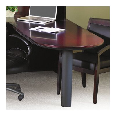 Mayline Group Corsica Series Peninsula Desk