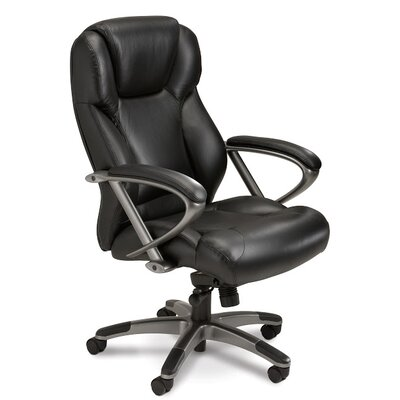 Mayline Group Series 300 High-Back Leather Executive Chair