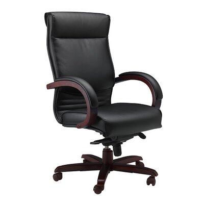 Mayline Group High-Back Leather Corsica C..