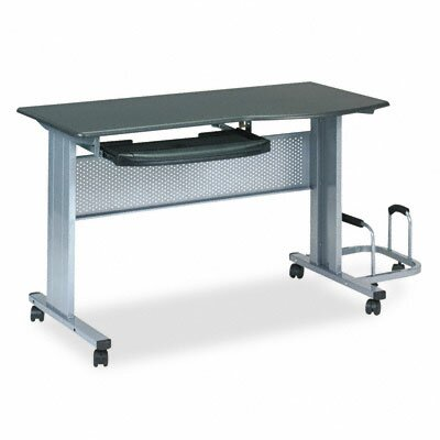 Mayline Group Mobile Worktable Computer Desk
